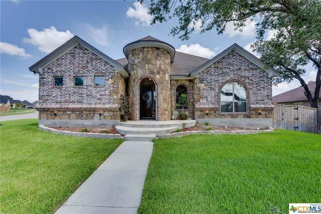 7610 Pyrite Drive, Killeen, TX 76542 (MLS #448917) :: The Zaplac Group