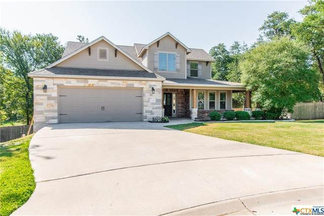 1801 Green Haven Drive, Belton, TX 76513 (MLS #448931) :: The Real Estate Home Team