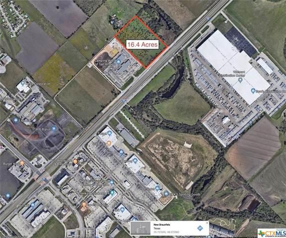 Lot Ih-35, New Braunfels, TX 78130 (MLS #448981) :: Kopecky Group at RE/MAX Land & Homes