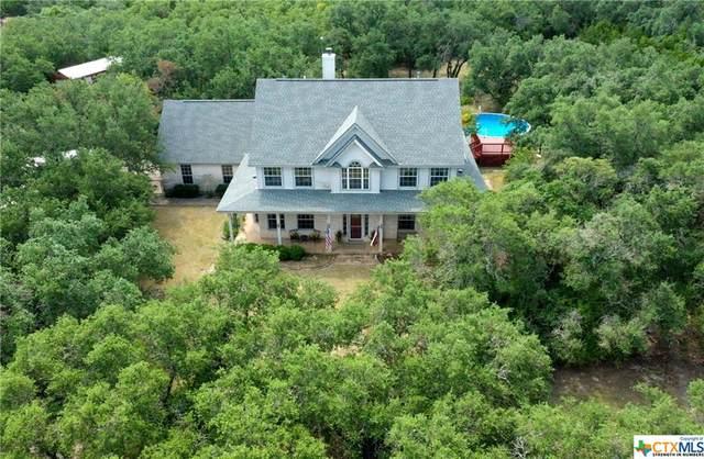 160 Sundance Trail, Liberty Hill, TX 78642 (MLS #448995) :: The Real Estate Home Team