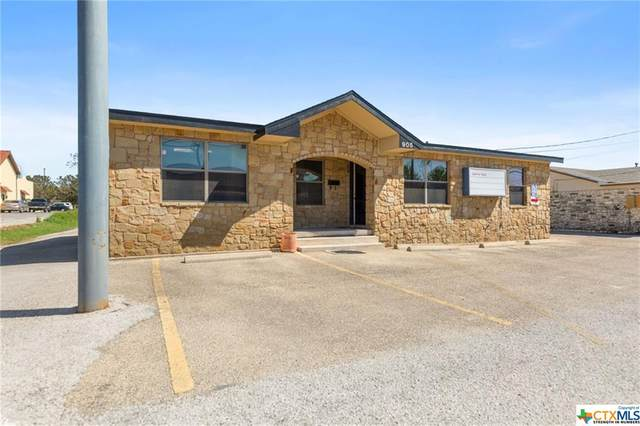 905 S Main Street, Copperas Cove, TX 76522 (MLS #449090) :: The Real Estate Home Team