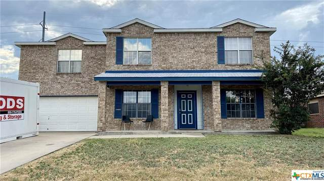 4207 Paintbrush Drive, Killeen, TX 76542 (MLS #449096) :: RE/MAX Family