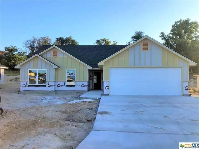 1052 Fieldstone Drive, Lampasas, TX 76550 (MLS #449145) :: The Real Estate Home Team