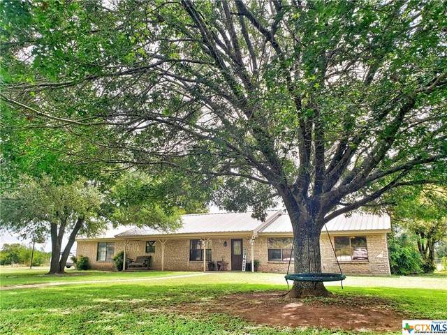 125 Oak Grove Road, Gatesville, TX 76528 (MLS #449154) :: Kopecky Group at RE/MAX Land & Homes