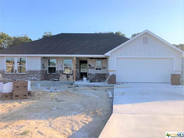 1058 Fieldstone Drive, Lampasas, TX 76550 (MLS #449162) :: The Real Estate Home Team