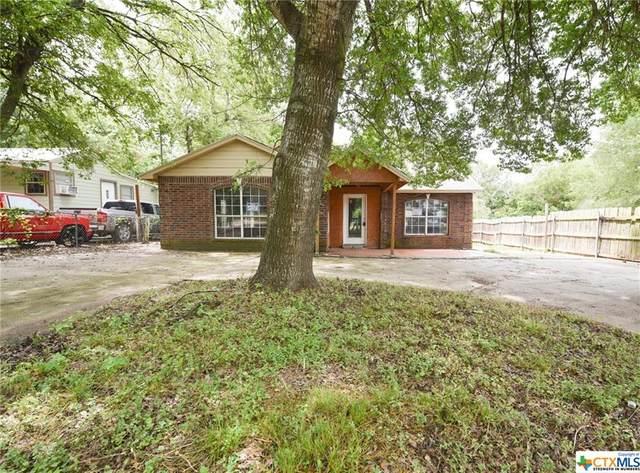 2803 W Avenue O, Temple, TX 76504 (MLS #449251) :: Texas Real Estate Advisors