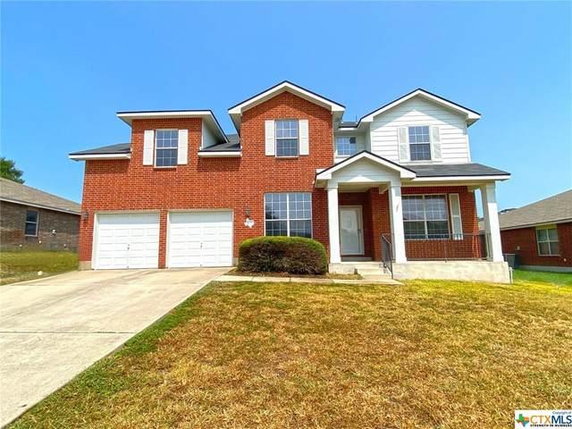 108 W Running Wolf Trail, Harker Heights, TX 76548 (MLS #449288) :: Texas Real Estate Advisors