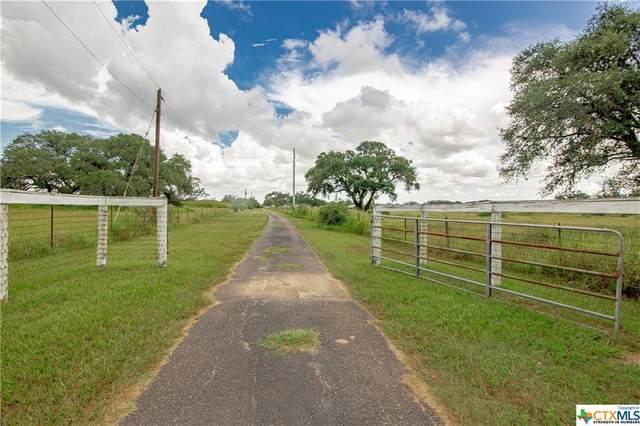 1786 E Fannin, Goliad, TX 77963 (MLS #449335) :: Kopecky Group at RE/MAX Land & Homes