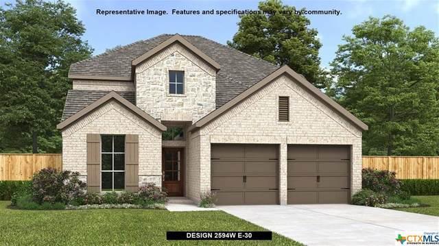 910 Blue Oak Boulevard, San Marcos, TX 78666 (MLS #449387) :: Texas Real Estate Advisors