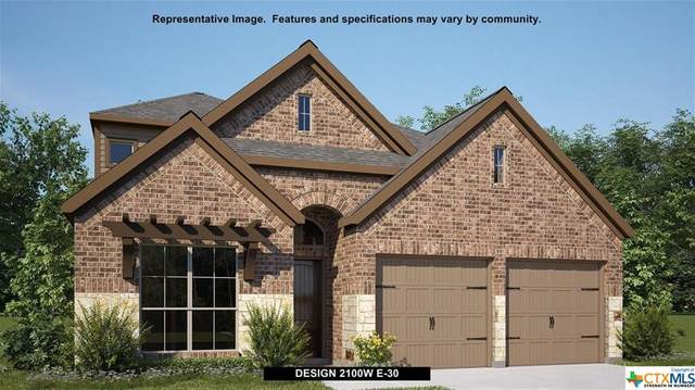 830 Blue Oak Boulevard, San Marcos, TX 78666 (MLS #449391) :: Texas Real Estate Advisors