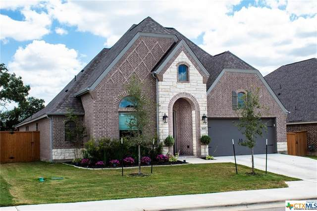 809 Cedar Lake Boulevard, Georgetown, TX 78633 (MLS #449428) :: Texas Real Estate Advisors