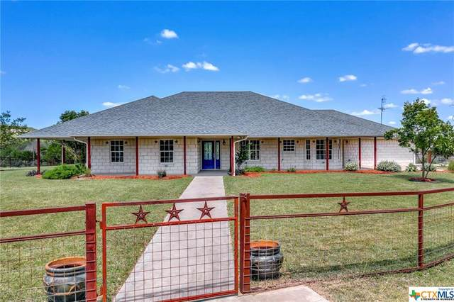 642 Glass Road, Copperas Cove, TX 76522 (MLS #449443) :: The Real Estate Home Team