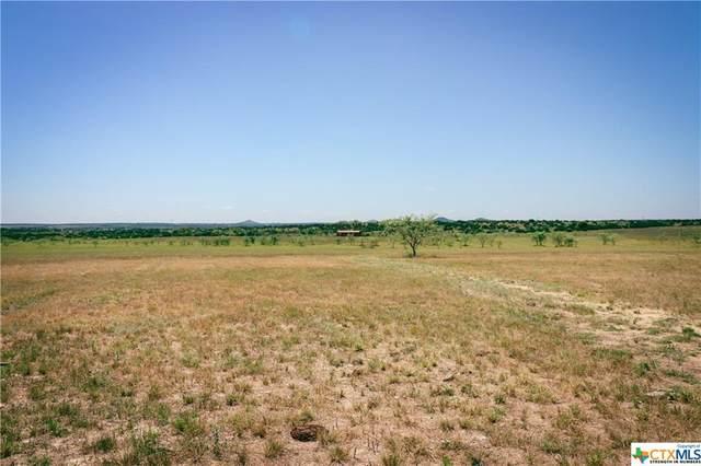 Lot 21 County Road 2800, Lometa, TX 76853 (MLS #449472) :: Kopecky Group at RE/MAX Land & Homes