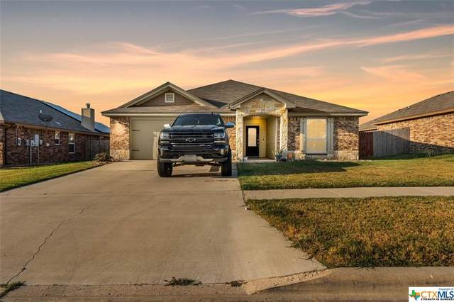 2600 Hector Drive, Killeen, TX 76549 (MLS #449502) :: RE/MAX Family