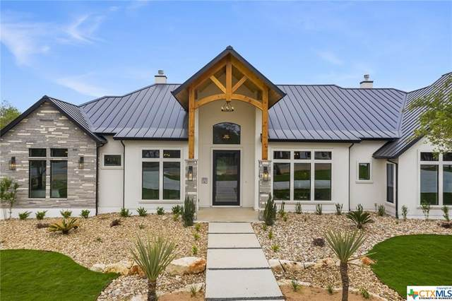 1214 Wild Rose Drive, New Braunfels, TX 78132 (MLS #449519) :: The Real Estate Home Team