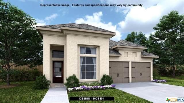 826 Blue Oak Boulevard, San Marcos, TX 78666 (MLS #449539) :: Texas Real Estate Advisors