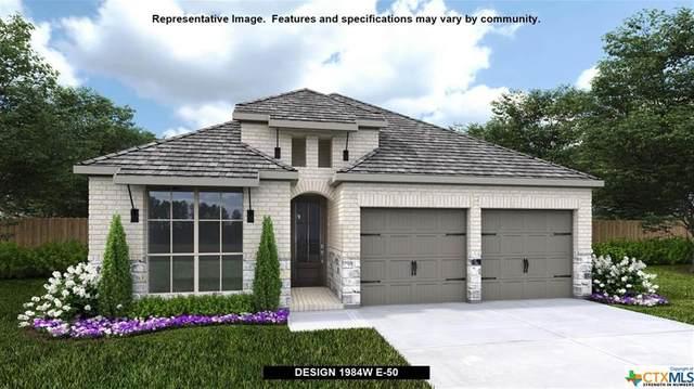 918 Blue Oak Boulevard, San Marcos, TX 78666 (MLS #449600) :: Texas Real Estate Advisors