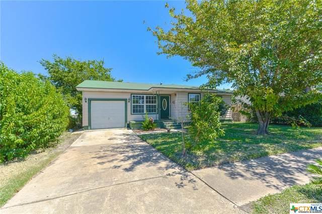3107 Longview Drive, Killeen, TX 76543 (MLS #449632) :: Texas Real Estate Advisors