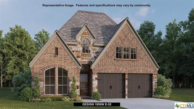 845 Blue Oak Boulevard, San Marcos, TX 78666 (MLS #449645) :: Texas Real Estate Advisors