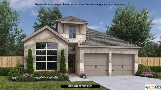 914 Blue Oak Boulevard, San Marcos, TX 78666 (MLS #449672) :: Texas Real Estate Advisors