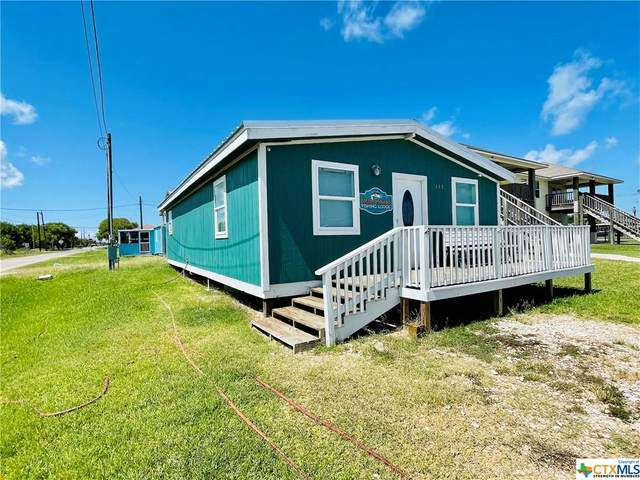 111 S Fifth Street, Port O'Connor, TX 77982 (MLS #449675) :: RE/MAX Land & Homes