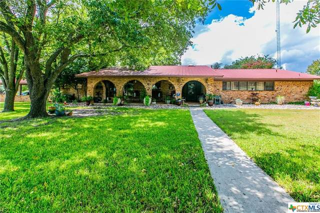 175 Private Road 3044, Lampasas, TX 76550 (MLS #449701) :: The Real Estate Home Team