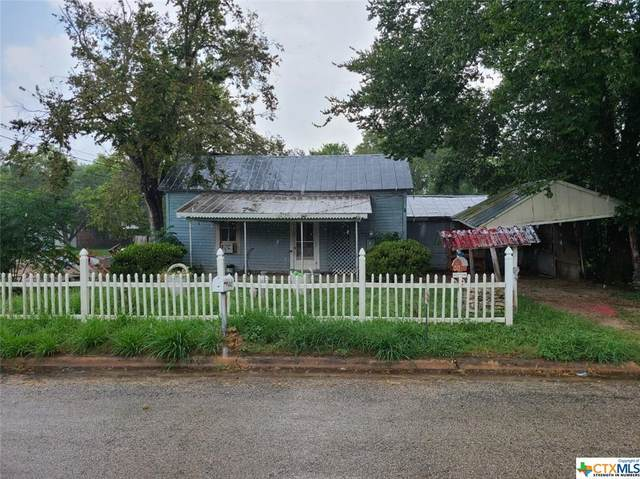 1442 N College Street, Gonzales, TX 78629 (MLS #449706) :: The Zaplac Group
