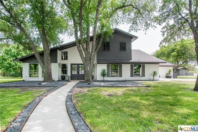 2439 Sparta Oaks Drive, Belton, TX 76513 (MLS #449783) :: Brautigan Realty
