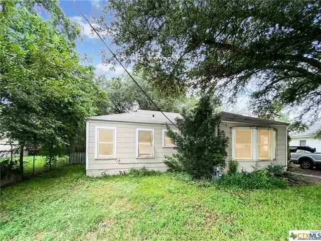 1113 N Hamilton Street, Gonzales, TX 78629 (MLS #449789) :: The Real Estate Home Team