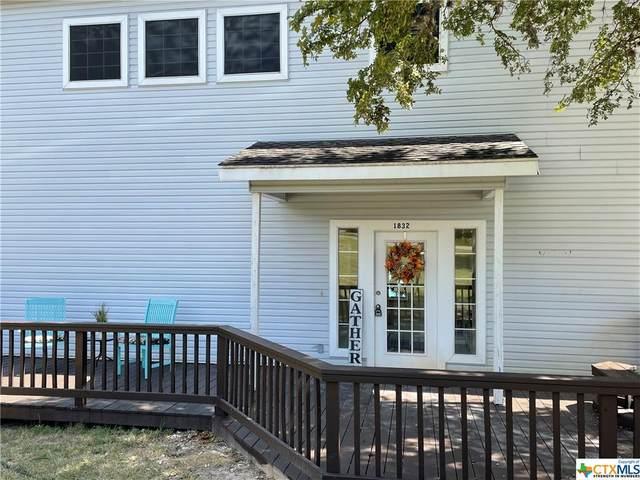 1832 Canyon Lake Drive, Canyon Lake, TX 78133 (MLS #449920) :: RE/MAX Family