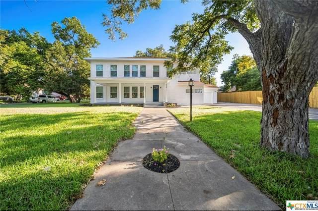 314 W Downs Avenue, Temple, TX 76501 (MLS #449998) :: Texas Real Estate Advisors