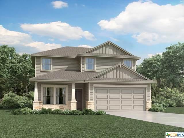 1263 Lennea Garden, New Braunfels, TX 78130 (MLS #450036) :: Rebecca Williams