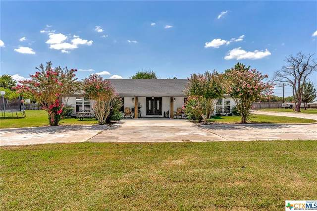 4925 E Us Highway 190, Temple, TX 76501 (MLS #450039) :: The Zaplac Group