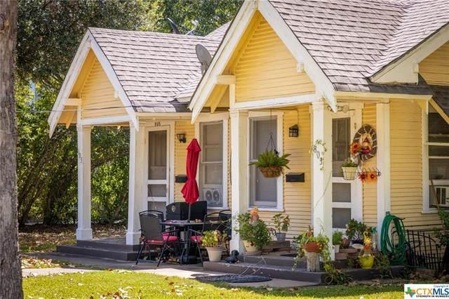 803 Elm Street, Seguin, TX 78155 (MLS #450127) :: The Real Estate Home Team
