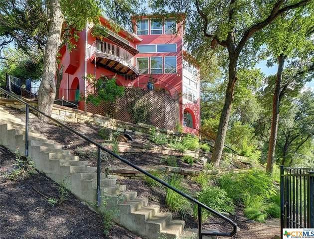 1001 Gruene Road, New Braunfels, TX 78130 (MLS #450160) :: The Real Estate Home Team