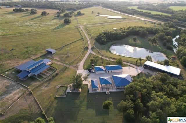 21125 State Highway 95, Holland, TX 76534 (MLS #450180) :: Brautigan Realty