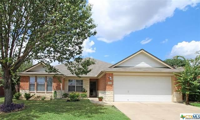 2905 Scottsdale Drive, Killeen, TX 76543 (MLS #450195) :: RE/MAX Family