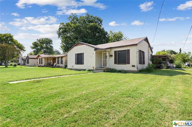 1301 W 10th Street, McGregor, TX 76657 (MLS #450242) :: Kopecky Group at RE/MAX Land & Homes