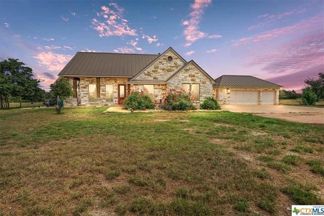 820 Panther Creek Road, Kempner, TX 76539 (#450252) :: Sunburst Realty