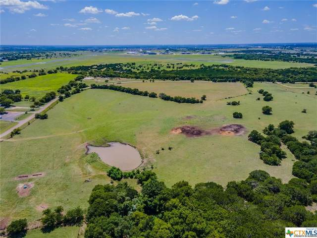 TBD Little Mexico Road, Temple, TX 76504 (MLS #450271) :: The Zaplac Group