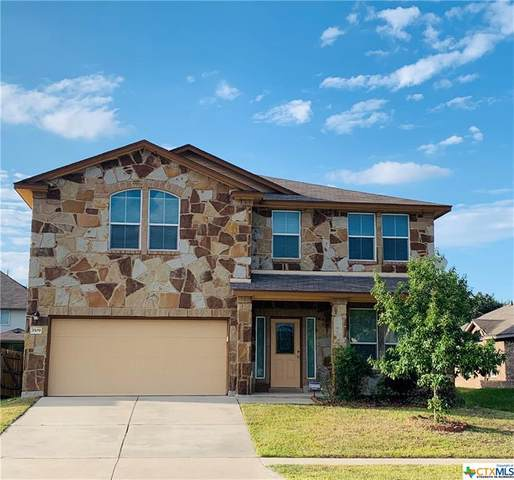 3509 Lorne Drive, Killeen, TX 76542 (MLS #450285) :: RE/MAX Family