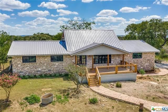 111 Pegg Ranch, Canyon Lake, TX 78133 (MLS #450324) :: Kopecky Group at RE/MAX Land & Homes
