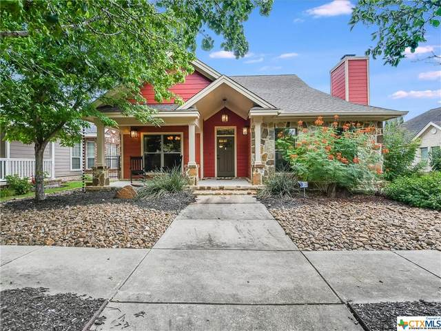 2242 Gruene Lake Drive, New Braunfels, TX 78130 (MLS #450338) :: The Zaplac Group