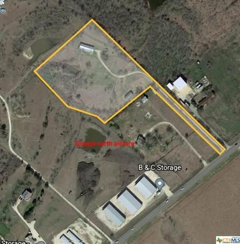 5509 Sh 21, Maxwell, TX 78656 (MLS #450339) :: Texas Real Estate Advisors