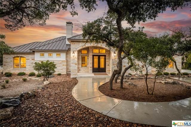 602 Didgeridoo Trail, New Braunfels, TX 78132 (MLS #450353) :: The Real Estate Home Team