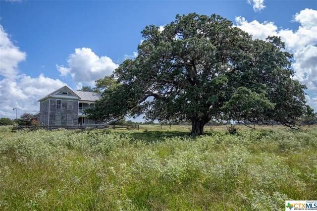 2963 S River Road, Cuero, TX 77954 (MLS #450369) :: Texas Real Estate Advisors