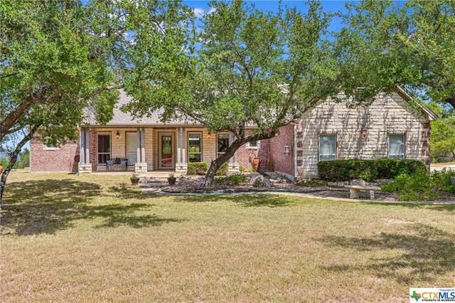 910 Walnut Drive, Killeen, TX 76549 (MLS #450404) :: The Zaplac Group