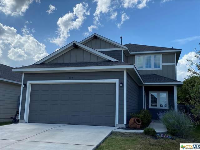 937 Stampede Road, San Marcos, TX 78666 (MLS #450412) :: Kopecky Group at RE/MAX Land & Homes