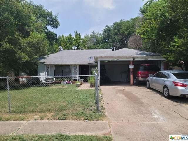 1701 Duncan Avenue, Killeen, TX 76541 (MLS #450416) :: The Curtis Team