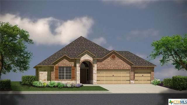 1319 Roma Street, Harker Heights, TX 76548 (MLS #450435) :: RE/MAX Family